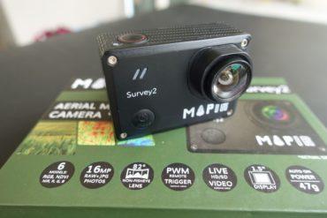 NDVIカメラ(MAPIR)